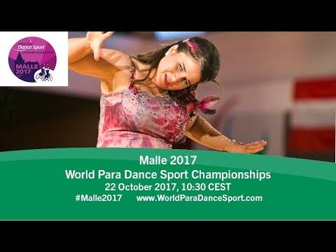 Malle 2017 | World Para Dance Sport Championships