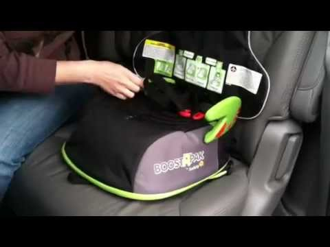 Boostapak Trunki/Safety 1st