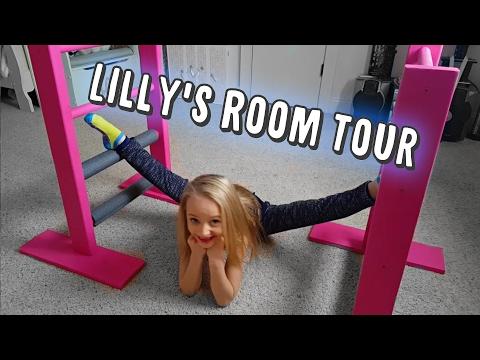 Lilly K Room Tour! - Lilliana Ketchman - Dance Moms