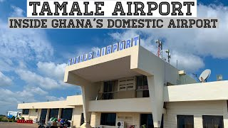 Inside Ghana39s Tamale Airport - The North Experience  Final Episode