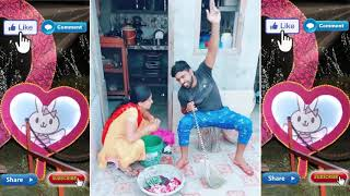 Watch and Dont try Laugh Village Funny videos 2019  people doing stupid things p73