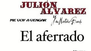 Me Voy a Vengar - Julion Alvarez y su Norteño Banda (Album el Aferrado 2015) Musica original