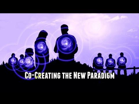 Co-Creating the New Paradigm - Inelia Benz and Bernard Alvarez