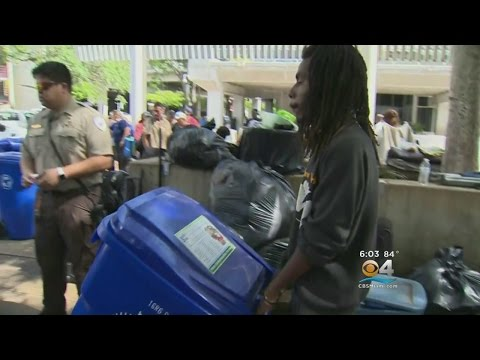 Homeless Kicked Out Of Stranahan Park After Department Of Health Labels It Unsanitary