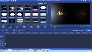 Como editar um video no Wondershare