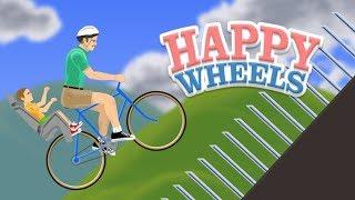 🔴 LIVE - 5 ORE DI HAPPY WHEELS - LA FINE