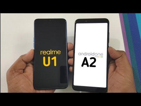 Realme U1 vs Mi A2 Speed Test & Ram Management Test