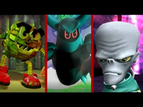 Evolution Of Pac-Man World Series: Final Boss Battles (1999-2005)