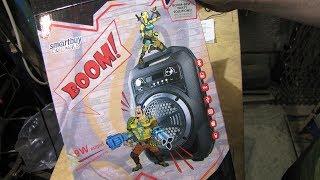 обзор АС Smartbuy BOOM! SBS-4000 - КАКА!!!