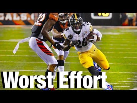 Worst Effort Plays In NFL History Compilation