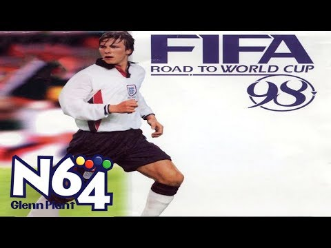 FIFA Road To The World Cup 98 - Nintendo 64 Review - HD