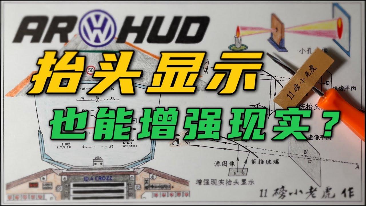 什么是超酷的AR-HUD?超硬核详解