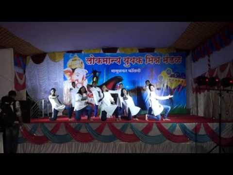 Banjo BAPPA Ganpati Dance Choreography | ABDC | Pune | India