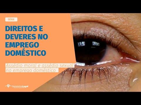Assédio Moral e Sexual no Emprego Doméstico    WEB-SÉRIE   Direitos e deveres no emprego doméstico