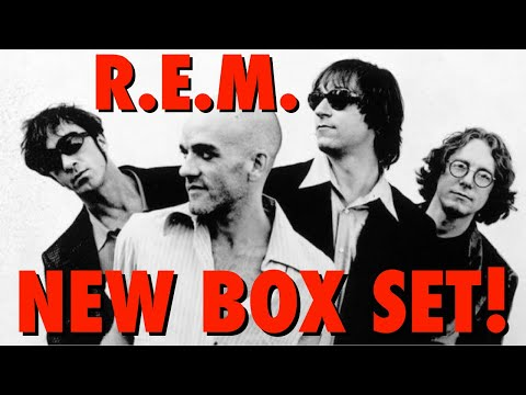 REM at the BBC box set packs TONS of music at a LOW price! Mp3