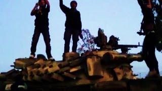 Война в Сирии. 19 июля 2013. Повстанцы уничтожили десятки и сотни ассадовских бандитов...