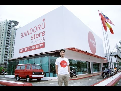 Meet The Man Behind The Biggest Bundle Retail Store in Malaysia