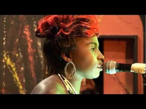 RACHAEL BOTHA sings Lily T's Mvela, Live at Lusaka Playhouse.f4v
