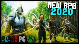 TOP 16 HUGE UPCOMING NEW RPGs OF 2020 (NEW RPG GAMES FOR PS4 SWITCH PC XBOX 2020)
