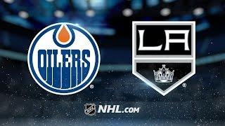 Shore, Pearson lead Kings past Oilers, 6-4