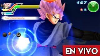 Jugando Dragon Ball Z Tenkaichi Tag Team (Infinite Mods X) | Parte 2 | EN VIVO | HD | luigi2498