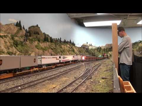 Livingston Model Railroad Club Layout Vol 3