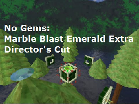 No Gems: Marble Blast Emerald Extra - Director's Cut