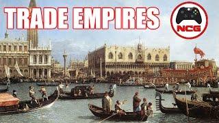 Europa Universalis IV - Custom Nation World Building - Trade Empires