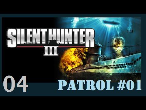 Silent Hunter III GWX 3 - Patrol 1 - 04 Feuer Frei (Fire at Will)