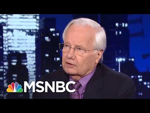 Bill Moyers On Donald Trump, NFL: 'This Is An Alien In The White House' | The Last Word | MSNBC
