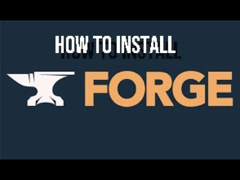 How To Install Forge And Create A Mods Folder! Minecraft Tutorial