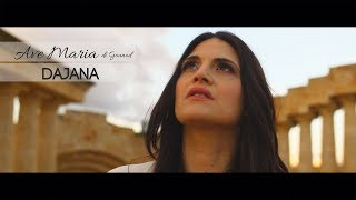 Ave Maria - Bach/Gounod - DAJANA [Official Video]