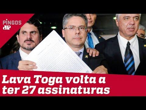 CPI da Lava Toga retoma as 27 assinaturas