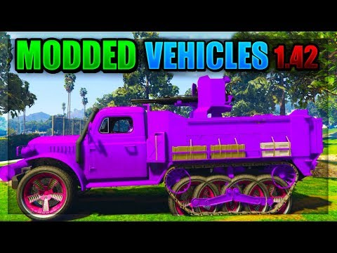 GTA 5 Online - *NEW* SELL UNSELLABLE VEHICLES AND STORE SPECIAL VEHICLES INSIDE GARAGES 1.42!