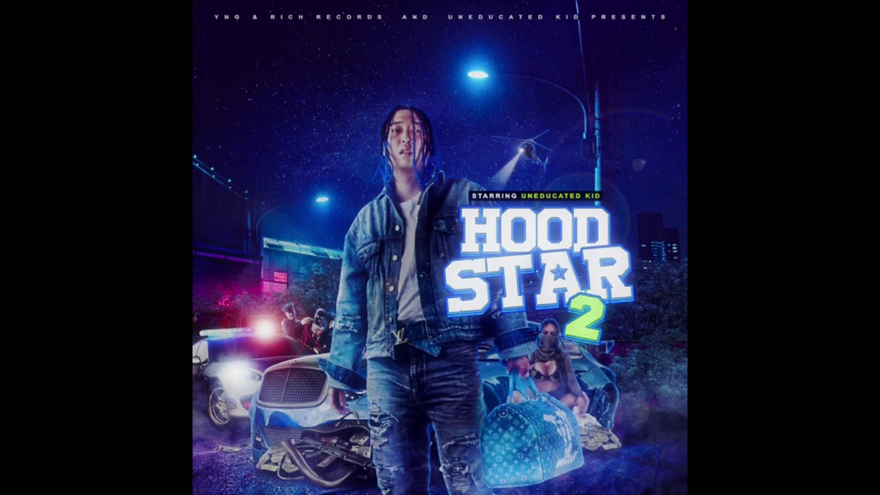 Download UNEDUCATED KID - God Bless (Feat. Paul Blanco & 박재범) [HOODSTAR 2]