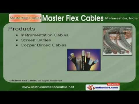 Instrumentation Cables by Master Flex Cables, Mumbai