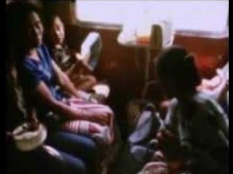 Indonesia, 1972- A Train Journey From Bandung To Yogyakarta