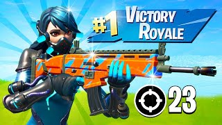 Winning in Solos! (Fortnite Battle Royale)