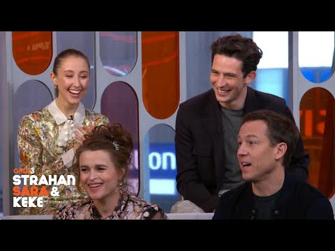 'The Crown' Cast On Playing The Royal Family
