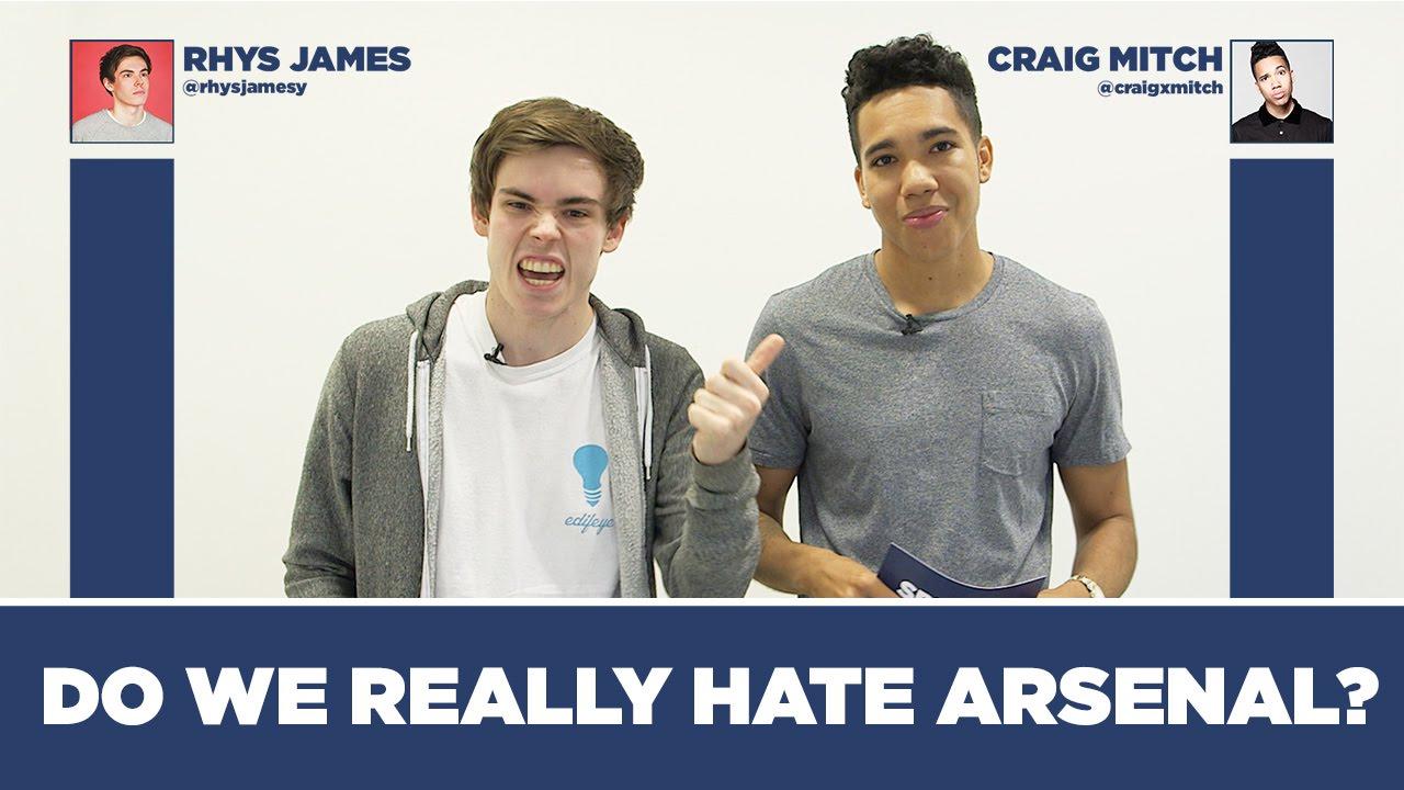Download Do Spurs Fans Really Hate Arsenal?   Spurs Debate   Spurred On