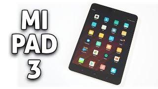 iPad Killer?! Xiaomi Mi Pad 3 Tablet REVIEW