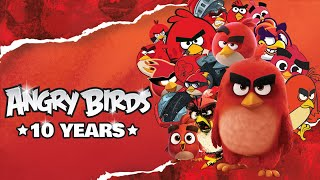 Angry Birds 10th Anniversary highlights!