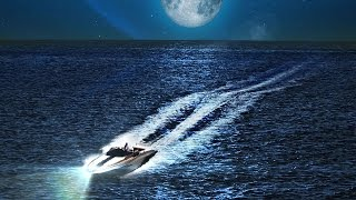 Jet Boat White Noise to Help You Write, do Homework, Focus, Study or Read   10 Hours