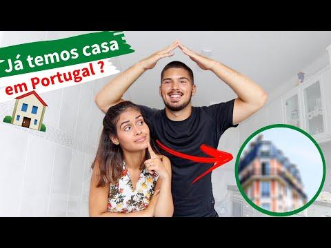 E A CASA NOVA? | Nossos planos em Portugal + Preço da #EuroTrip?