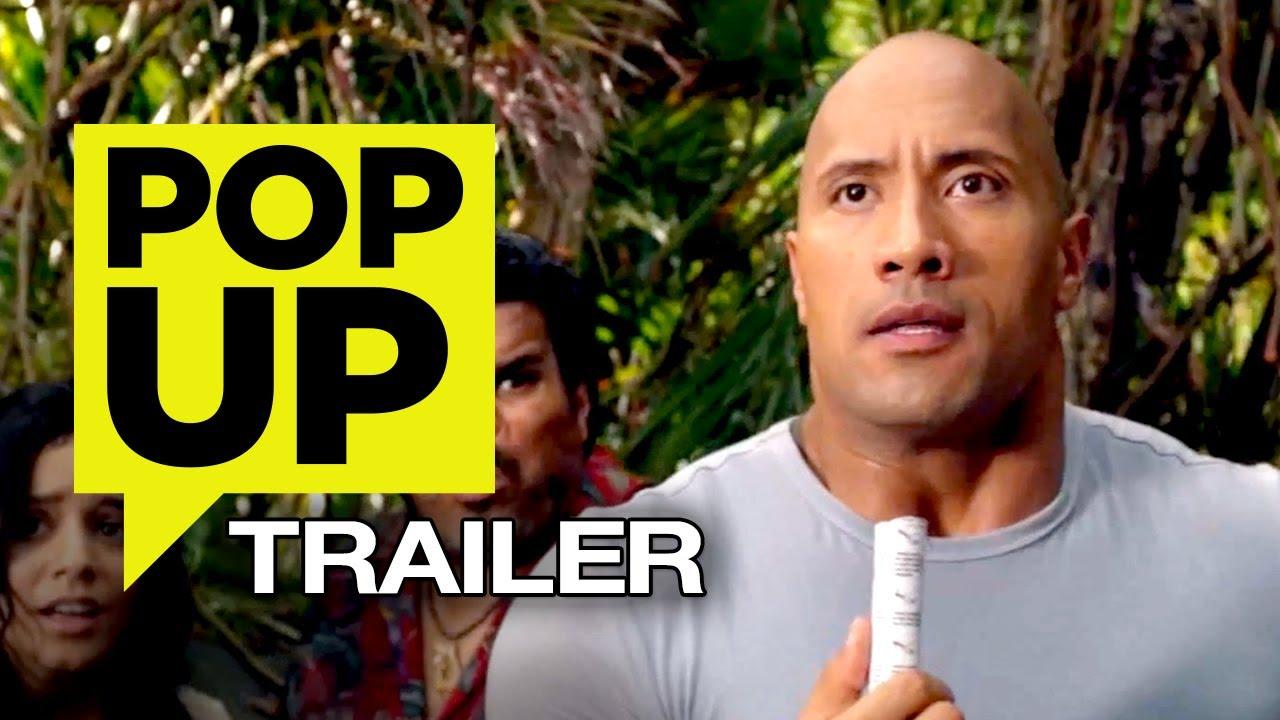 Download Journey 2: The Mysterious Island (2012) POP-UP TRAILER - HD Dwayne Johnson, Vanessa Hudgens Movie