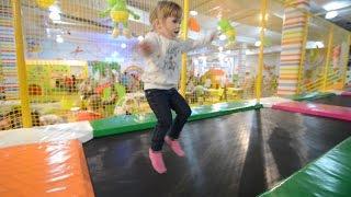 VLOG Fly Park entertainments Батути, лабіринти, мільйон іграшок/ м-н Planet toys