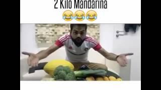 2 Kilo Mandarina (MIAMI YACINE - KOKAINA PARODIE)