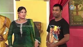 Tahir Anjum and Tahir Noushad New Pakistani Stage Drama Full Comedy Clip