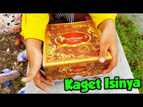 KAGET 😱 Kotak Surprise Ini Ternyata Berisi Aneka Rasa Roti Unik Coklat 🔴 Open The Surprise Box