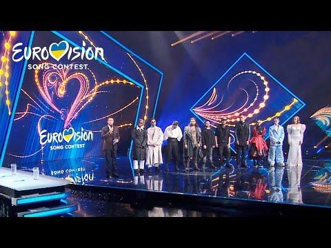 Евровидение 2020 - Финал национального отбора - Украина (О�Л�Й�, 22.02.2020)